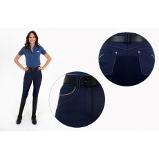 Rugged Horse Ladies Breeches JS4A