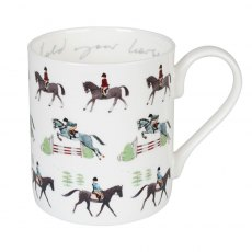 Sophie Allport Hold Your Horses Mug