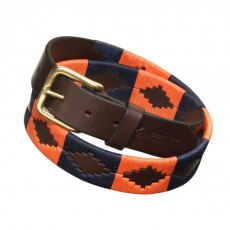 "Pampeano Pampa Polo Belt ""Audaz"""