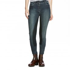 Ariat Whipstitch Denim RR Full Seat Breeches