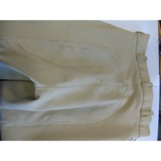 Rugged Horse Ladies Beige Hunting Breeches E1 SALE!