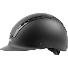 Uvex Suxxeed Active Riding Helmet Black Mat