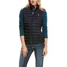 Ariat Women's Ideal Down Vest Overall Navy