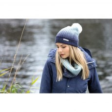Horseware Ombre Hat and Snood