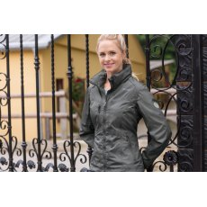 Pikeur Caress Waterproof Jacket Middle Grey