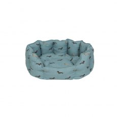 Sophie Allport Small Dachshund Pet Bed