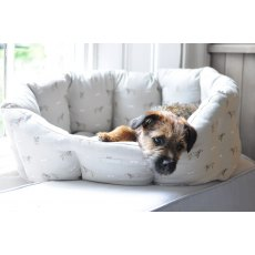 Sophie Allport Medium Terrier Pet Bed