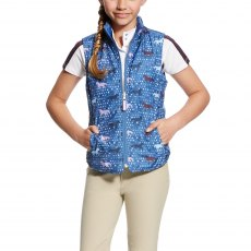 Ariat Girl's Emma Reversible Vest