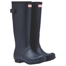 Hunter Original Wellington Boots Navy