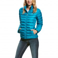 Ariat Women's Ideal Down Jacket Atomic Blue