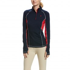 Ariat Women's Lowell Quarter Zip Team