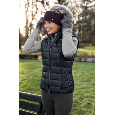 Pikeur Amica Quilted Gilet Navy