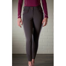 Le Mieux Engage Breeches Grey/Plum
