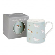 Sophie Allport Unicorn Coloured Mug
