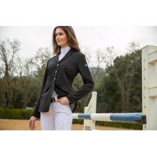 Ariat Women's Palladium Show Coat-Navy