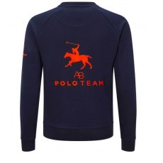 AB- Polo Sweatshirt