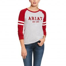 Ariat Womens Logo Flock