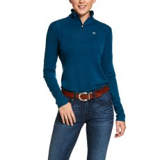 Cadence Wool 1/4 Zip Base layer