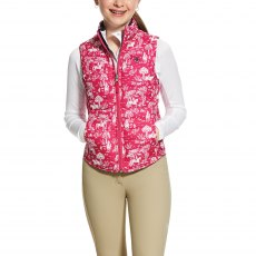 Ariat Girls Emma Reversible Insulated Vest