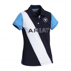 Ariat Girls Taryn Polo Top