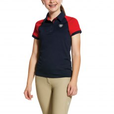 Ariat Youth Team 3.0 Polo