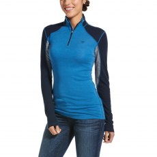 Ariat Women's Cadence Wool 1/4 Zip Baselayer