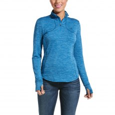 Ariat Women's Gridwork 1/4 Zip Baselayer