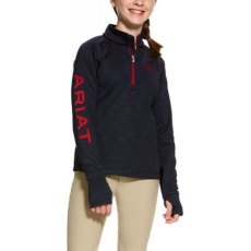 Ariat Kids Tek Team 1/2 Zip Sweatshirt