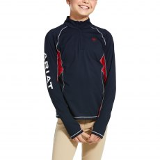 Ariat Kid's Lowell 2.0 1/4 Zip Baselayer