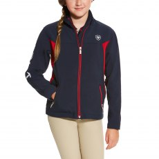 Ariat Kid's New Team Soft-shell Jacket