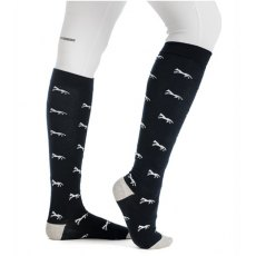 Horseware Signature Horse Knee Socks