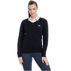 Horseware Signature Cotton Knit Pullover