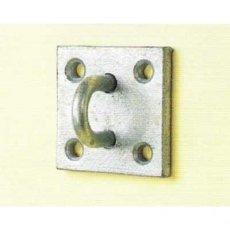 Stall Guard Mounting Plate