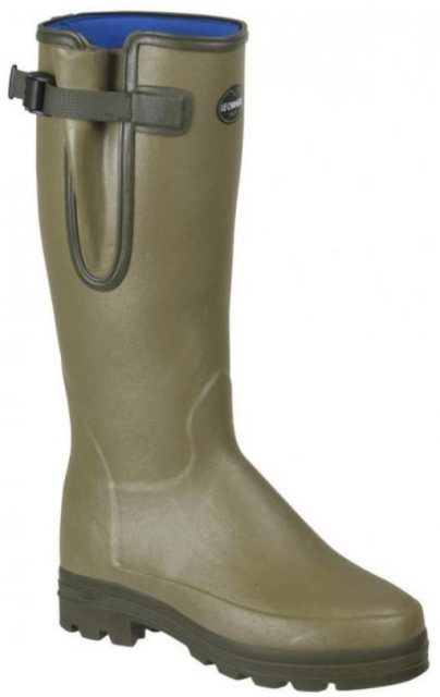 great discount for women highly coveted range of Le Chameau Women's Vierzonord Neoprene Lined Boot